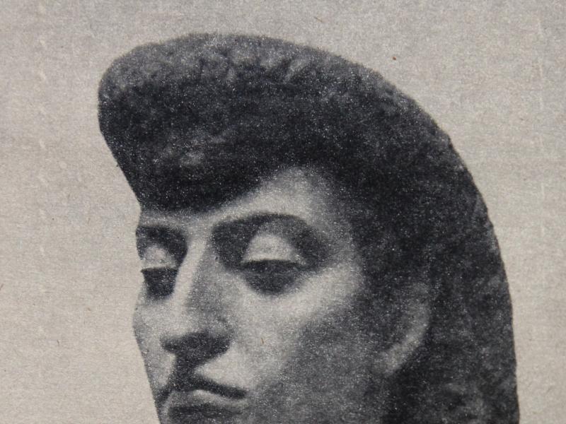 6. Adolf_Glett,_Rzeźba_głowy,_Parada_1945,_nr_13,_s._9