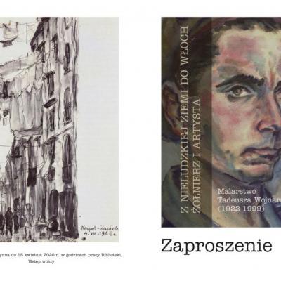 Zaproszenie na wystawę w Lublinie