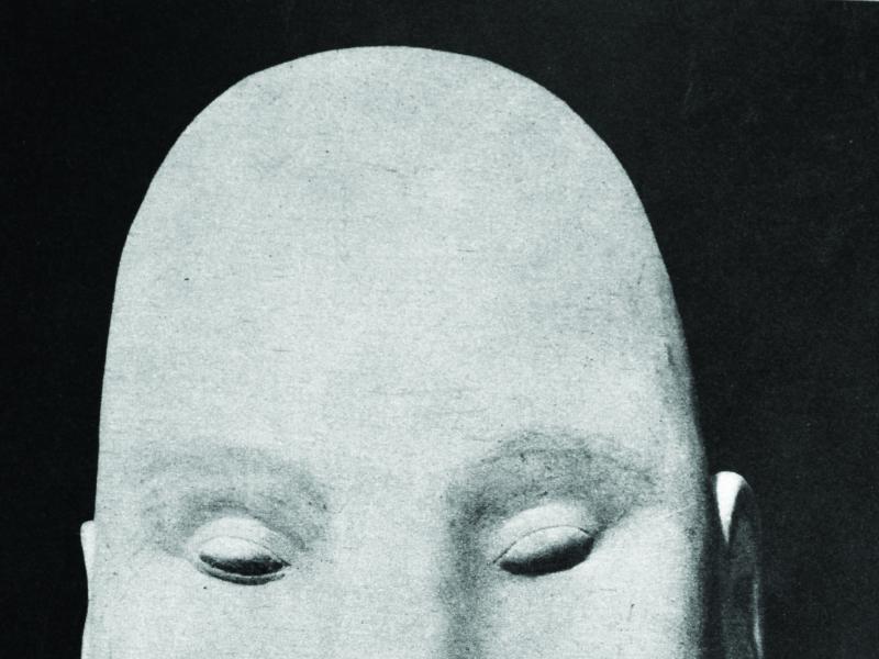 Edward Matuszczak, Głowa męska, przed 1944, za
