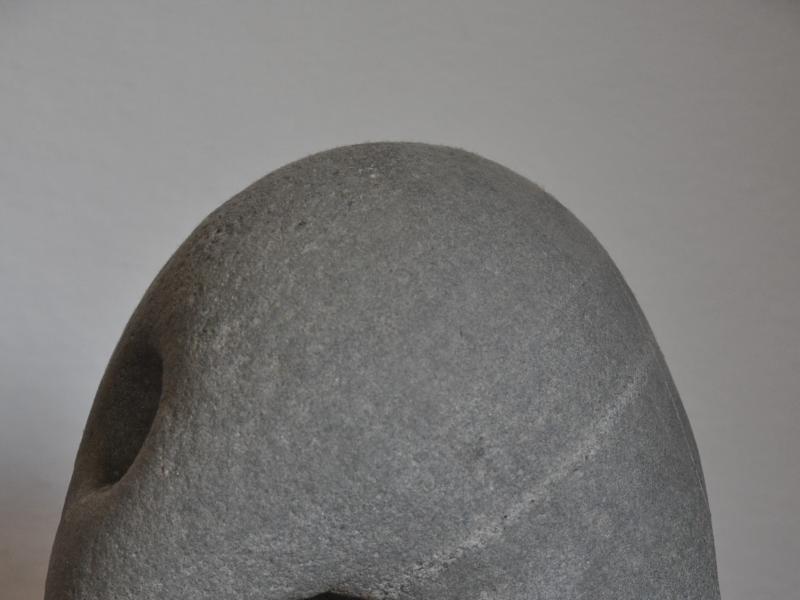 Tadeusz Koper, Rzeźba, kamień, ok. 1960, wł. pryw., fot. JWS